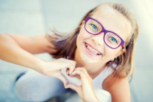 Young girl with sleep apnea in Topeka.